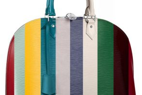 The Rainbow of Louis Vuitton Epi Leather Colors