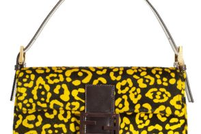 Celebrate the Baguette renaissance by pre-ordering Fendi Resort 2013 from Moda Operandi