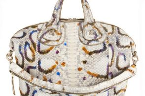 "Fill in the Blank: ""The Givenchy Painted Python Nightingale is…"""