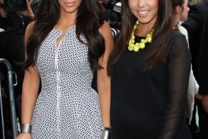 The Kardashians really love their Bottega Veneta Knot Clutches