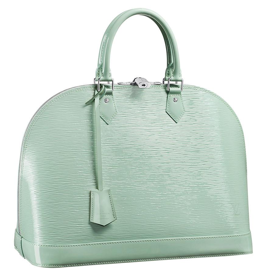 42d6722a52a8 The Rainbow of Louis Vuitton Epi Leather Colors - PurseBlog
