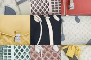 A closer look at Louis Vuitton Spring 2012