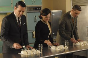 "Mad Men: ""Jane wanted a baby, but I thought, why do that to somebody?"""