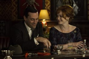 "Mad Men: ""My mother raised me to be admired."""