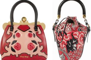 What's up with Miu Miu's handbags lately?