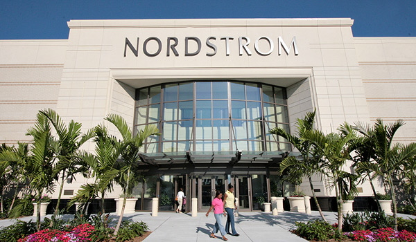 Nordstrom Department Store Locations