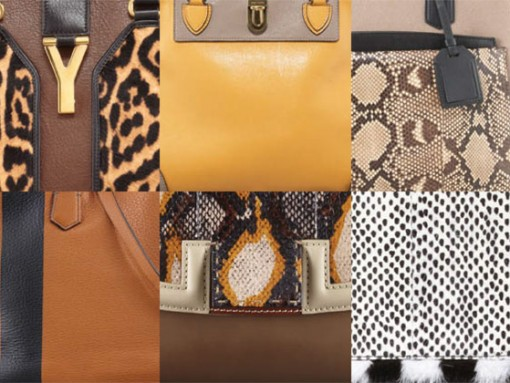 Mixed Media: The mash-up is Pre-Fall 2012's biggest bag trend