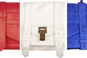 Red, white, and blue with Proenza Schouler