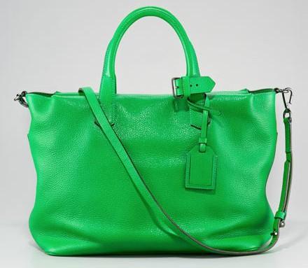Reed Krakoff gives us a really great green