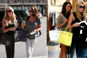 Who are Tamara and Petra Ecclestone and why do they have so many amazing handbags?