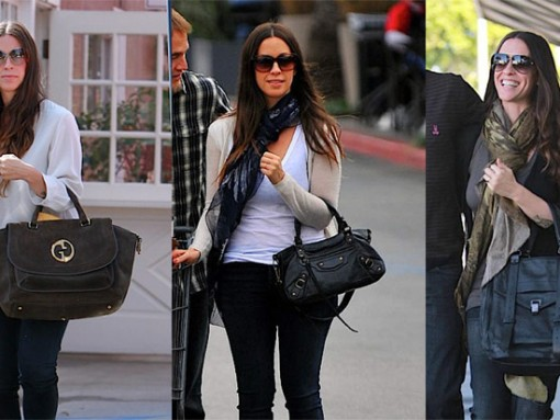 The Many Bags of Alanis Morissette
