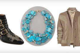 Want It Wednesday: Bottega Veneta Jacket, Nest Necklace, Chloe Boots