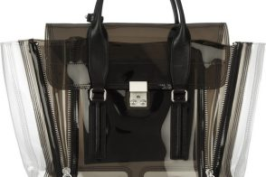 The Heart Wants What It Wants: The 3.1 Phillip Lim PVC Pashli Tote