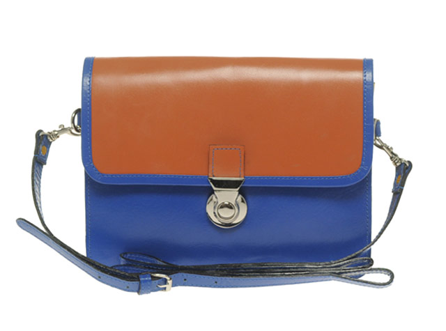 ASOS Leather Colorblock Crossbody Bag - PurseBlog 348b197cc40dd