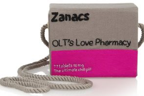 Love it or Leave it: Olympia Le-Tan Pill Box Zanacs Clutch