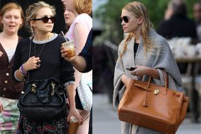 The Many Bags of The Olsen Twins