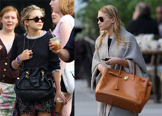 c5e6803976f1 The Many Bags of The Olsen Twins - PurseBlog