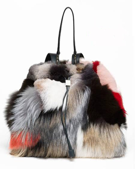 The-Row-Patchwork-Fur-Backpack