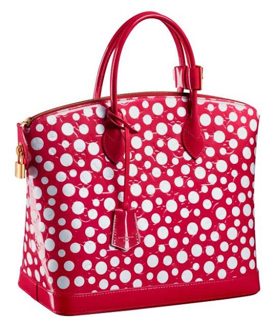 17d3c1ff460d The Bags of Yayoi Kusama for Louis Vuitton - PurseBlog