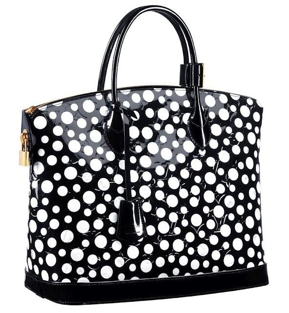 louis vuitton polka dot bags