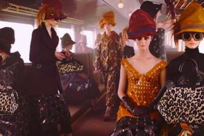 Your first look at the Louis Vuitton Fall 2012 ad campaign