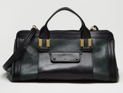 Wide Load: The east-west satchel is fall's biggest shape