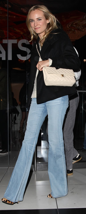 0c84a8cc016a96 The Many Bags of Diane Kruger - PurseBlog