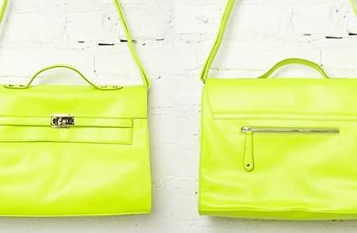 Free People makes a Hermes Kelly wannabe for way less