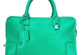 Be the first to shop Loewe's Resort 2013 bags