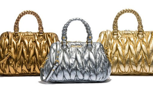 Miu Miu releases limited edition bags and accessories for the London Olympics
