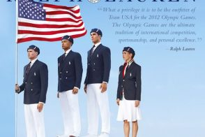 Blog Debate: Should Team USA have new uniforms made for the 2012 Olympic Games?
