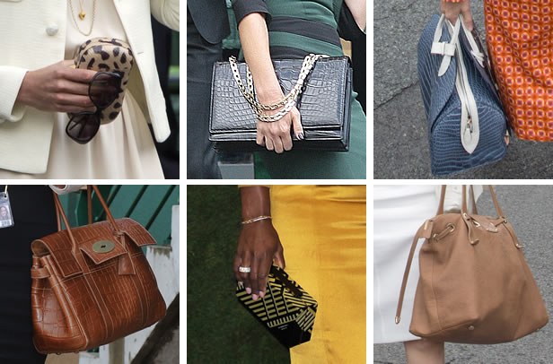 The Best Bags of the Wimbledon