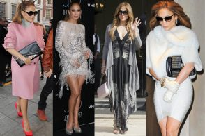 The Many Bags of Jennifer Lopez