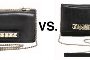 Look for Less: Valentino vs. Marc by Marc Jacobs