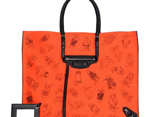 Balenciaga and Grace Coddington team up for cat-based capsule collection