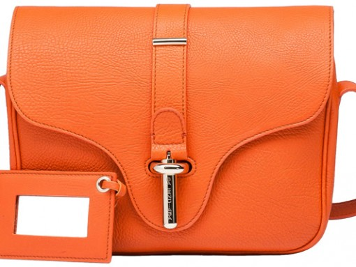 Balenciaga Tube S Orange