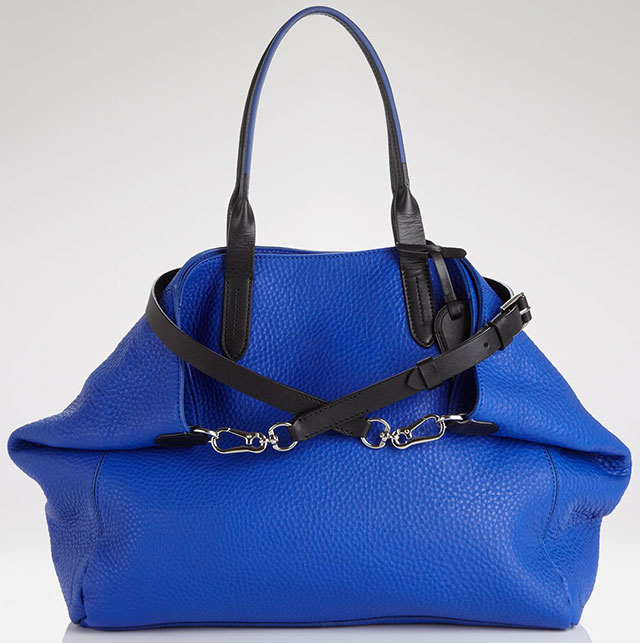 Cole Haan Leather Crosby Tote