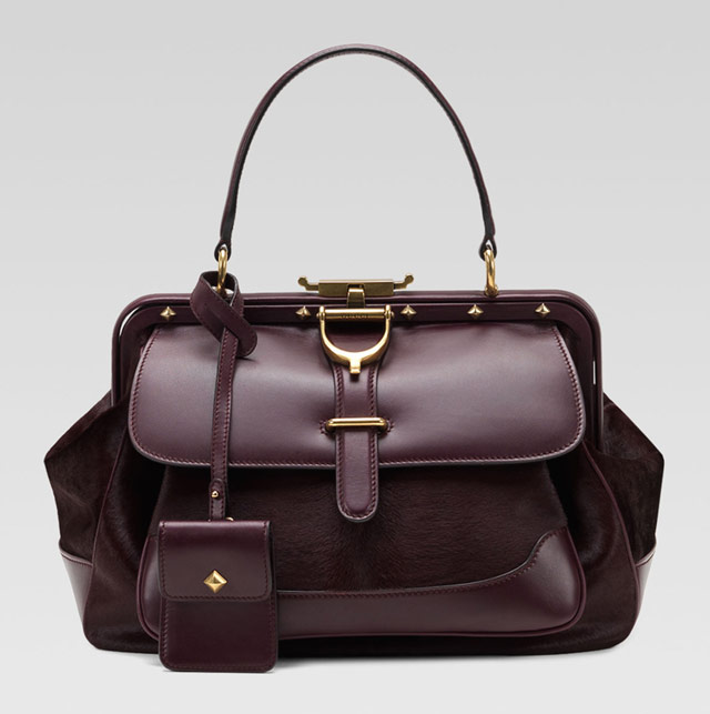 For Fall Gucci Simplifies Purseblog