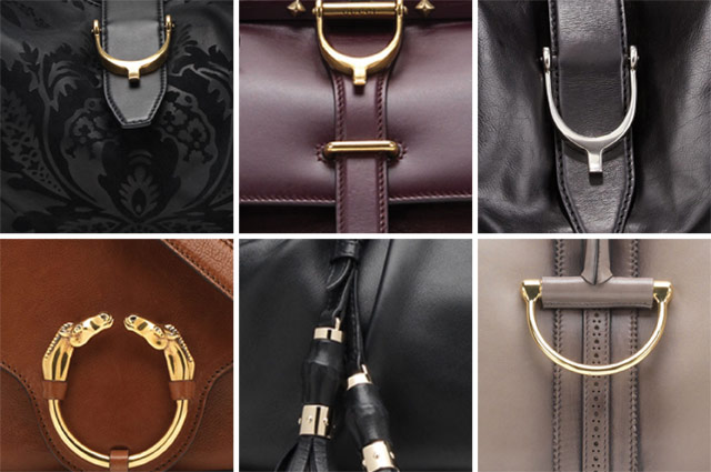 Gucci Fall 2012 Bags