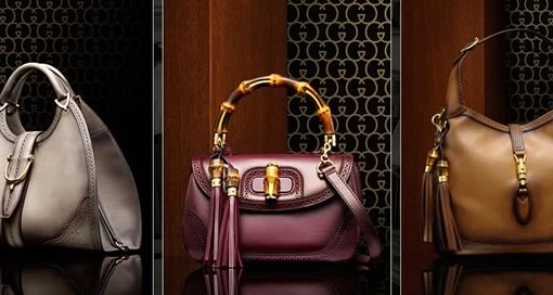 Explore the Gucci Icons, starting with 3 iconic handbags