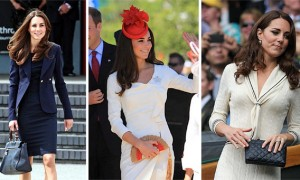 The Many Bags of Kate Middleton