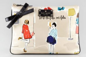 Kate Spade makes me want to carry a coin bag