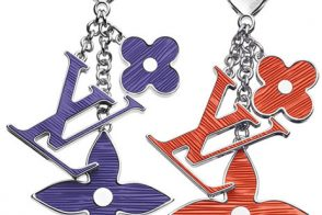 For Louis Vuitton lovers, the perfect bag charm
