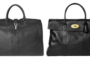 Man Bag Monday: Yves Saint Laurent vs. Mulberry