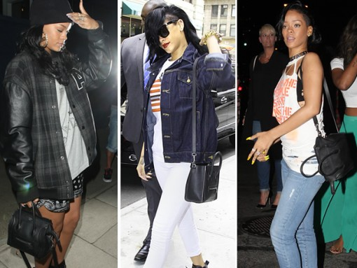 Just Can't Get Enough: Rihanna and her Celine Nano