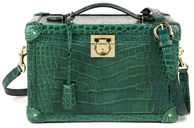 Salvatore Ferragamo Exotic Beauty Case