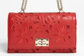 Valentino Girello Flap Shoulder Bag