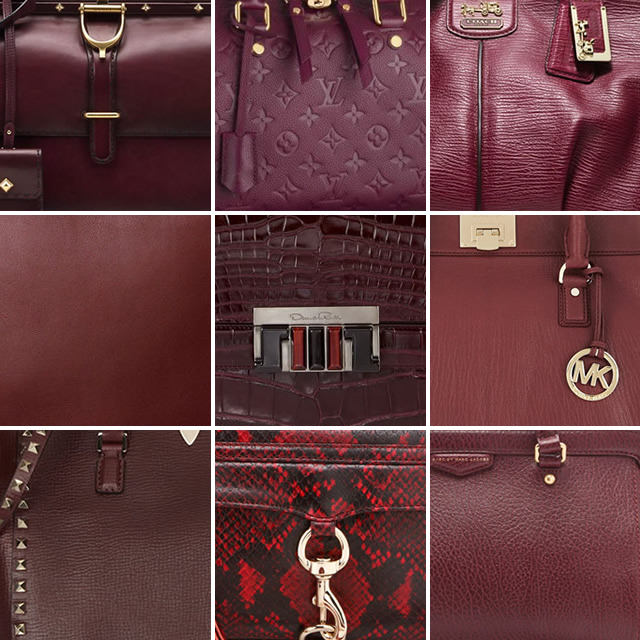 Best Burgundy Bags for Fall
