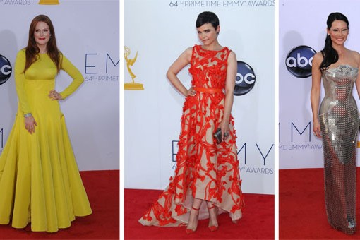 The 10 Best Looks of the 2012 Emmy Awards
