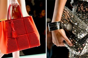 Fashion Week Handbags: Fendi Spring 2013